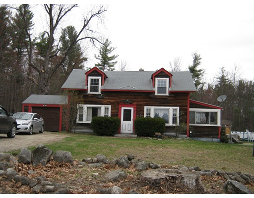 Single Family Home for Sale at 194 Cutter Road Temple, New Hampshire 03084 United States