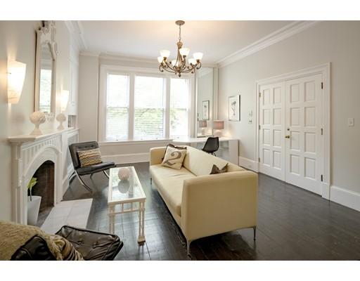 Additional photo for property listing at 370 Marlborough Street  Boston, Massachusetts 02115 United States