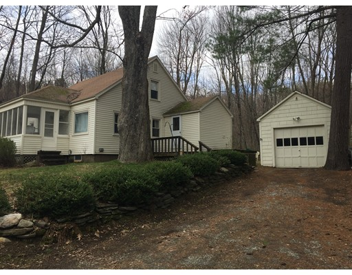 Single Family Home for Sale at 35 Russell Stage Road Blandford, Massachusetts 01008 United States
