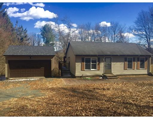 Maison unifamiliale pour l Vente à 125 Rocky Hill Road Hadley, Massachusetts 01035 États-Unis