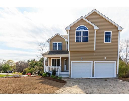 Maison unifamiliale pour l Vente à 3 BC WAY West Bridgewater, Massachusetts 02379 États-Unis