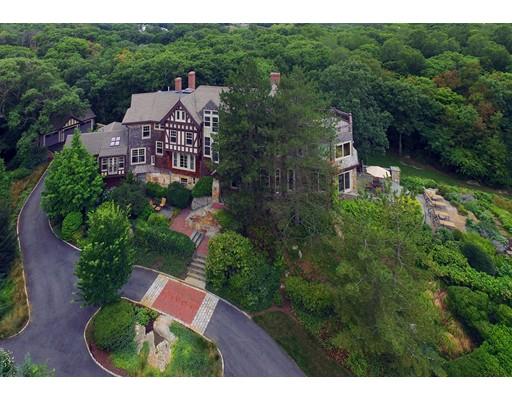 واحد منزل الأسرة للـ Sale في 133 Beach Street 133 Beach Street Cohasset, Massachusetts 02025 United States