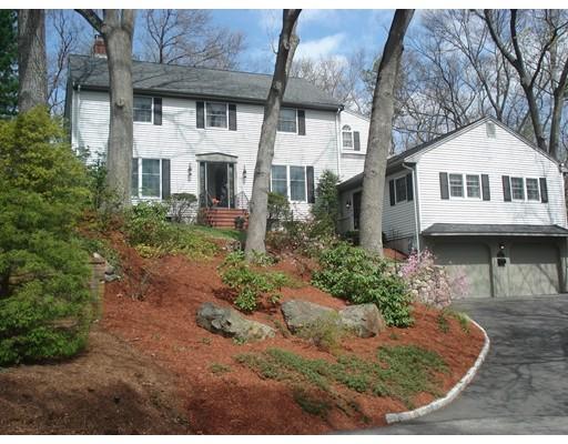 Casa Unifamiliar por un Venta en 39 Apache Trail Arlington, Massachusetts 02474 Estados Unidos