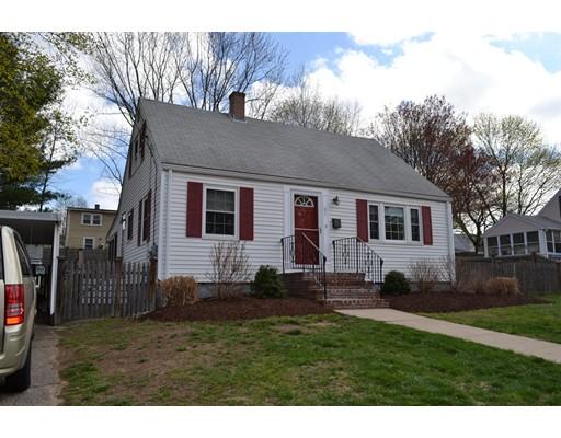 Casa Unifamiliar por un Venta en 61 Cameron Road Norwood, Massachusetts 02062 Estados Unidos
