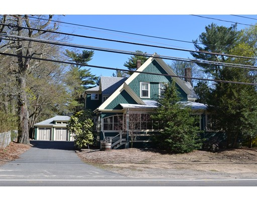 Single Family Home for Sale at 449 Pleasant Street Stoughton, Massachusetts 02072 United States