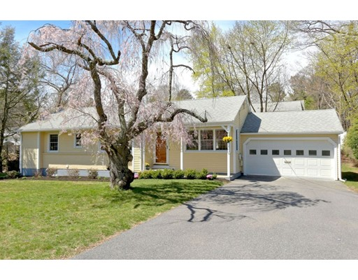 Single Family Home for Sale at 17 Maguire Road Wayland, Massachusetts 01778 United States