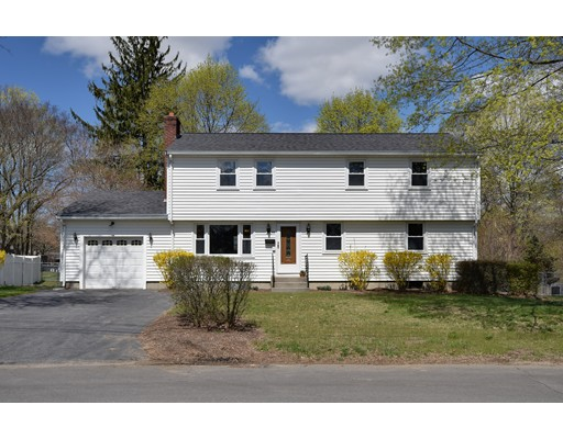 Single Family Home for Sale at 59 Gleason Street Framingham, Massachusetts 01701 United States