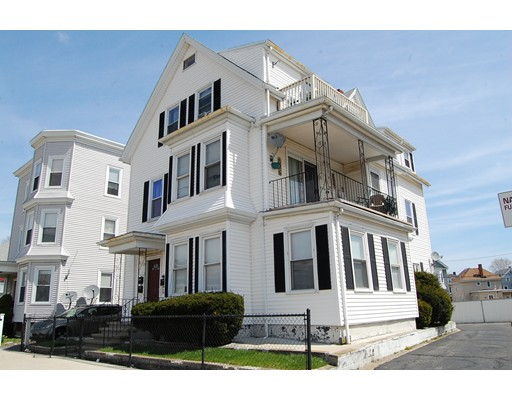 Multi-Family Home for Sale at 8 Breed Sq Lynn, Massachusetts 01905 United States