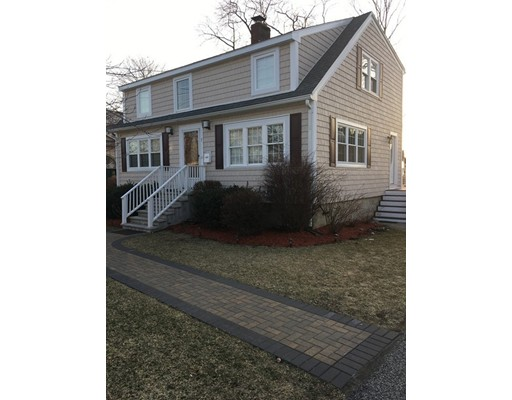 Single Family Home for Sale at 7 Hamilton Road Woburn, Massachusetts 01801 United States