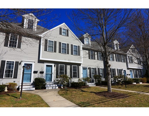 Condominium for Sale at 114 North Avenue Natick, Massachusetts 01760 United States