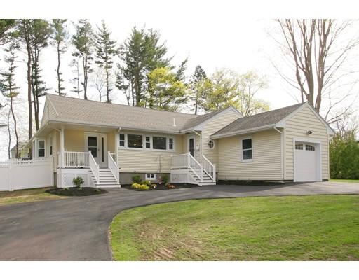 Casa Unifamiliar por un Venta en 62 Converse Street Wakefield, Massachusetts 01880 Estados Unidos