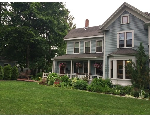 Single Family Home for Sale at 86 Walnut Street Natick, Massachusetts 01760 United States