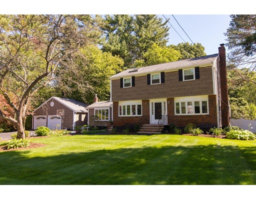Single Family Home for Sale at 18 Dignon Billerica, Massachusetts 01821 United States