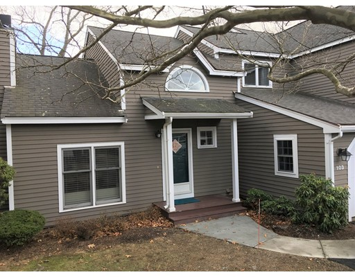 Single Family Home for Rent at 103 Bishops Forest Drive Waltham, Massachusetts 02452 United States