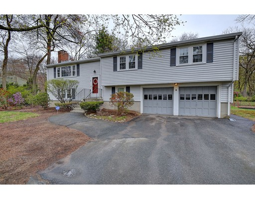 Single Family Home for Sale at 8 Madonna Street Natick, Massachusetts 01760 United States