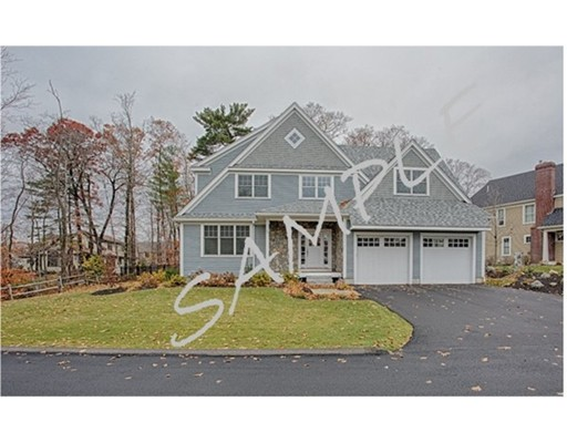 Single Family Home for Sale at 12 Whitehall Beverly, Massachusetts 01915 United States
