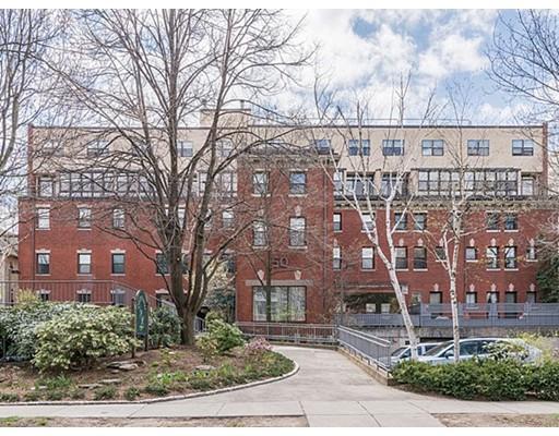 Condominium for Sale at 50 Winchester Street Brookline, Massachusetts 02446 United States
