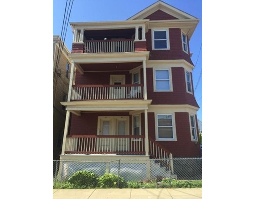 Single Family Home for Rent at 15 Hamlet Street Fall River, 02724 United States