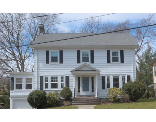 Single Family Home for Sale at 21 Lovell Road Watertown, Massachusetts 02472 United States