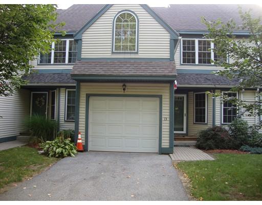 Condominium for Sale at 73 Lebeaux Drive Shrewsbury, Massachusetts 01545 United States