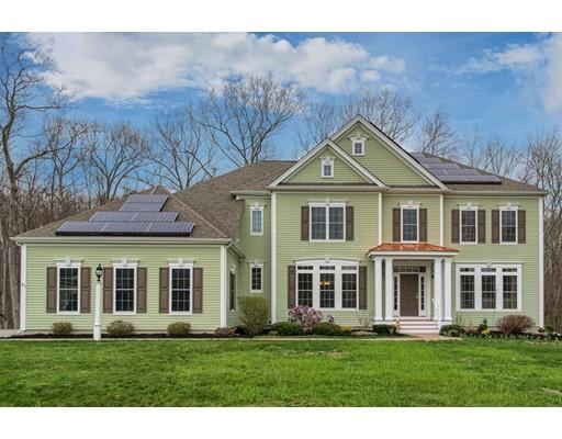 Maison unifamiliale pour l Vente à 85 Canterbury Hill Road Acton, Massachusetts 01720 États-Unis