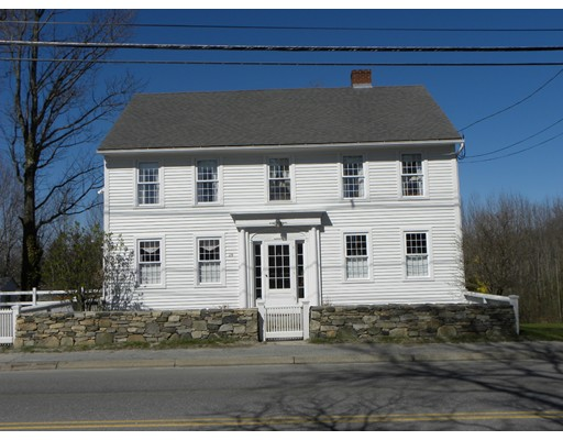 28 Main St Charlton Ma 01507 In Worcester County Mls