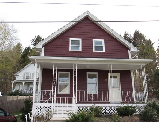 Single Family Home for Sale at 17 Chesley Street Millville, Massachusetts 01529 United States