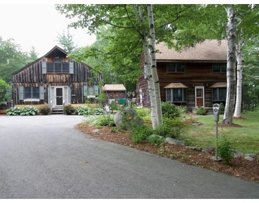 Casa Unifamiliar por un Venta en 70 Whittier Street Newton, Nueva Hampshire 03858 Estados Unidos