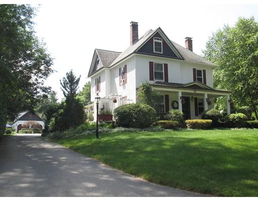 独户住宅 为 销售 在 57 Newton Street West Boylston, 马萨诸塞州 01583 美国