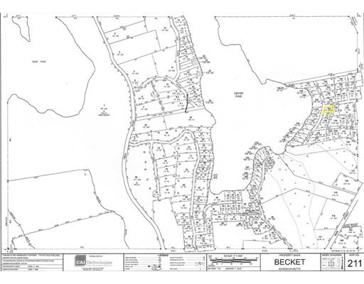 5 South Lake Way, Becket, MA, 01223