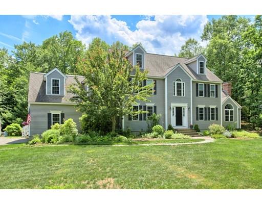Частный односемейный дом для того Продажа на 15 Hillside Townsend, Массачусетс 01469 Соединенные Штаты