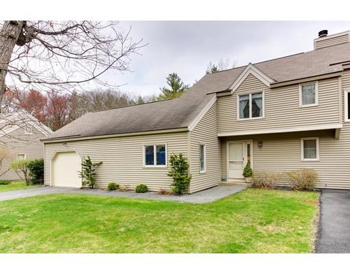 Condominium for Sale at 7 Essex Wayland, Massachusetts 01778 United States