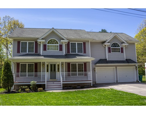 Single Family Home for Sale at 98 Minneapolis Avenue Fitchburg, Massachusetts 01420 United States