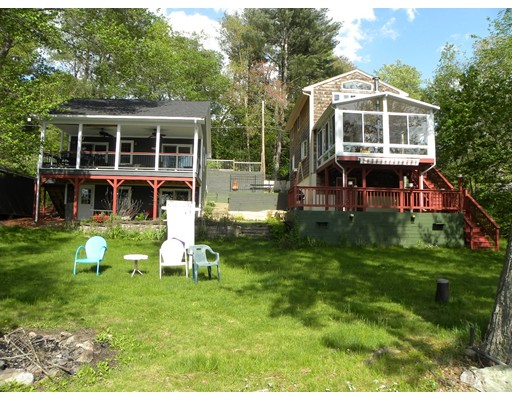 Multi-Family Home for Sale at 31 Lakeview Drive Charlton, Massachusetts 01507 United States