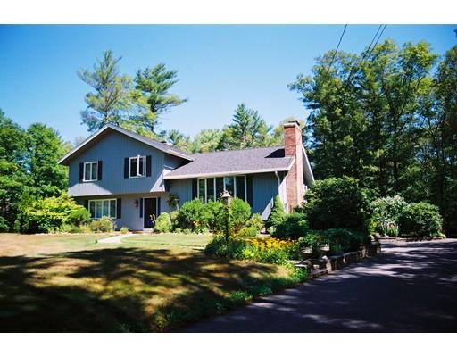 Single Family Home for Sale at 18 Annasnappitt Plympton, Massachusetts 02367 United States