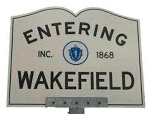 土地 为 销售 在 291 Salem Street 韦克菲尔德, 马萨诸塞州 01880 美国