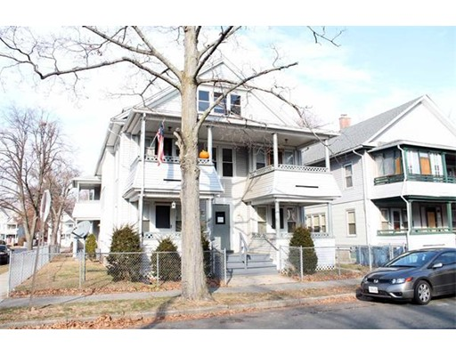Multi-Family Home for Sale at 146 Kensington Avenue Springfield, 01108 United States