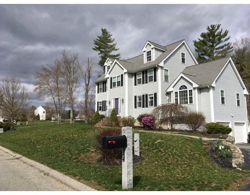 Single Family Home for Sale at 52 Spencer Knowles Rowley, Massachusetts 01969 United States