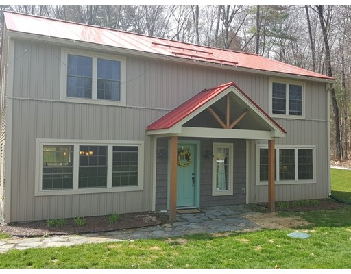 Single Family Home for Sale at 205 Orchard Street Belchertown, Massachusetts 01007 United States