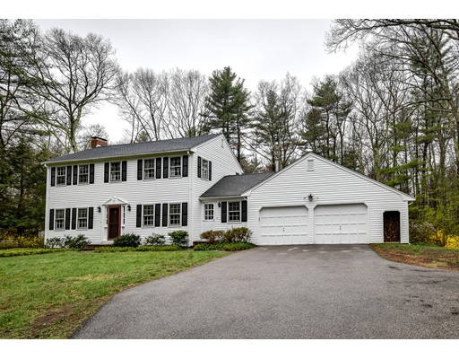 Single Family Home for Sale at 182 S Main Street 182 S Main Street Sherborn, Massachusetts 01770 United States