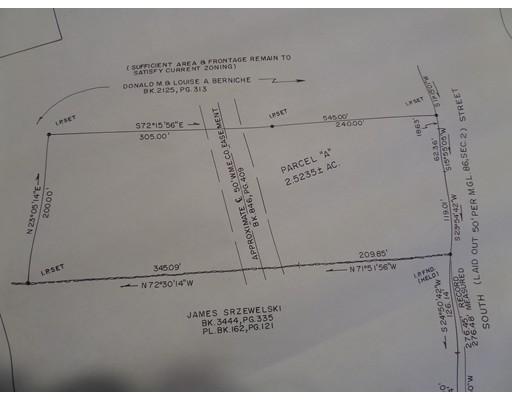 South Street, Chesterfield, MA 01012