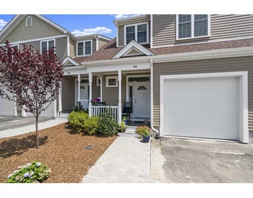 共管式独立产权公寓 为 销售 在 70 Endicott Street 诺伍德, 马萨诸塞州 02062 美国