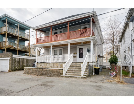 Multi-Family Home for Sale at 10 Alcott Park Malden, 02148 United States