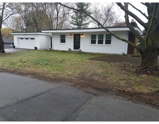 Single Family Home for Sale at 23 Lohnes Road Framingham, Massachusetts 01701 United States