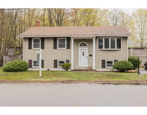 Maison unifamiliale pour l Vente à 23 Park Avenue Abington, Massachusetts 02351 États-Unis