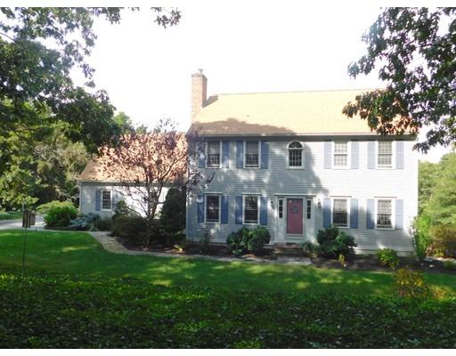 Single Family Home for Sale at 164 Lothrops Lane Barnstable, Massachusetts 02668 United States