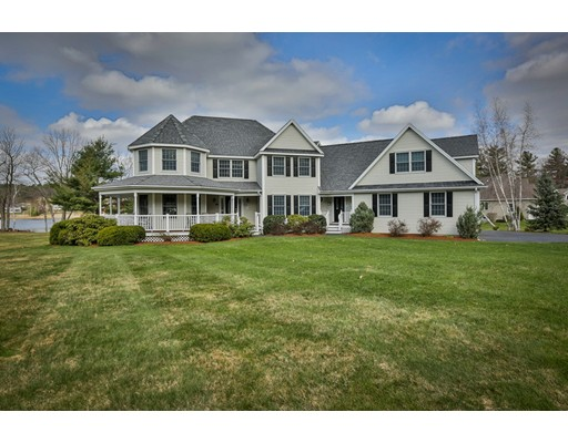 Single Family Home for Sale at 2 BROOK HOLLOW Drive Salem, New Hampshire 03079 United States