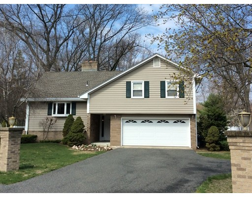 Single Family Home for Sale at 87 Coronet Circle Agawam, Massachusetts 01030 United States
