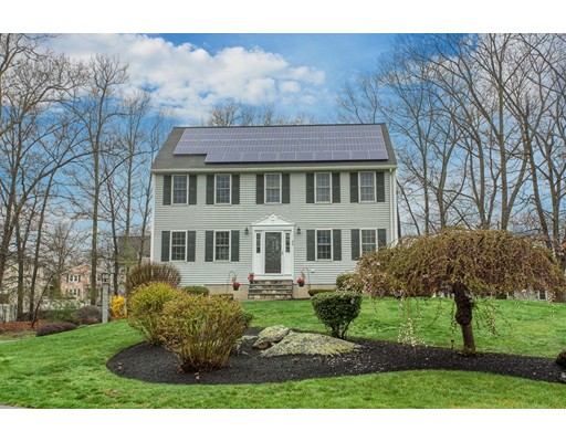 Single Family Home for Sale at 40 Melim Drive Tewksbury, Massachusetts 01876 United States