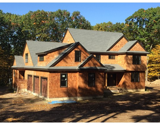 Single Family Home for Sale at 190 Bolton Road Harvard, Massachusetts 01451 United States